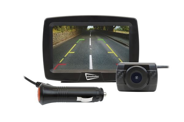 4.3inch Digital Wireless Rearview System
