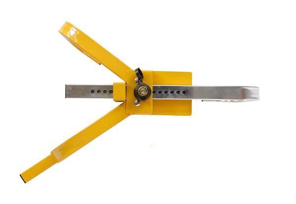 Cross Face Wheel Clamp (Box Qty: 3)