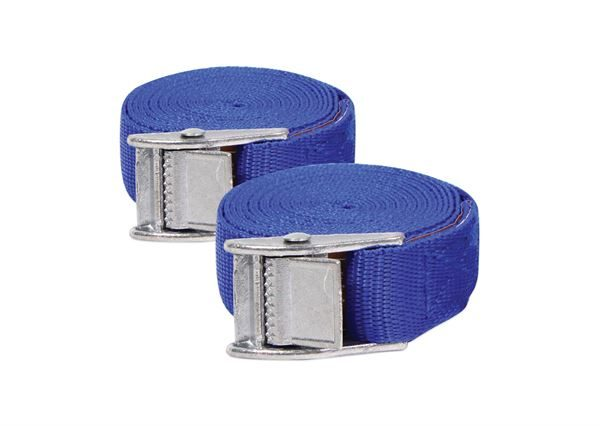 2 x 5 Metre Buckle Straps - TUV/GS Approved (Outer Ctn Qty: 24)