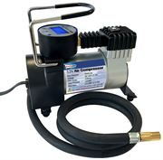 150PSI 12V Mistral Metal Digital Air Compressor With Auto Shut-Off (Outer Ctn Qty: 6)