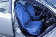 Pair of WR Seat Covers - Navy Blue (Box Qty: 10)
