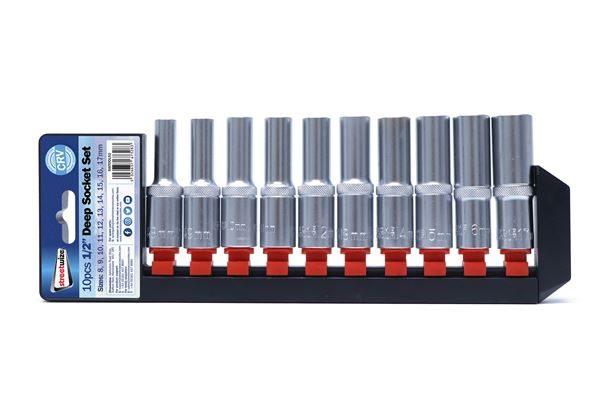 "A product image of SWTOOL53 - 1/2"" deep socket set"