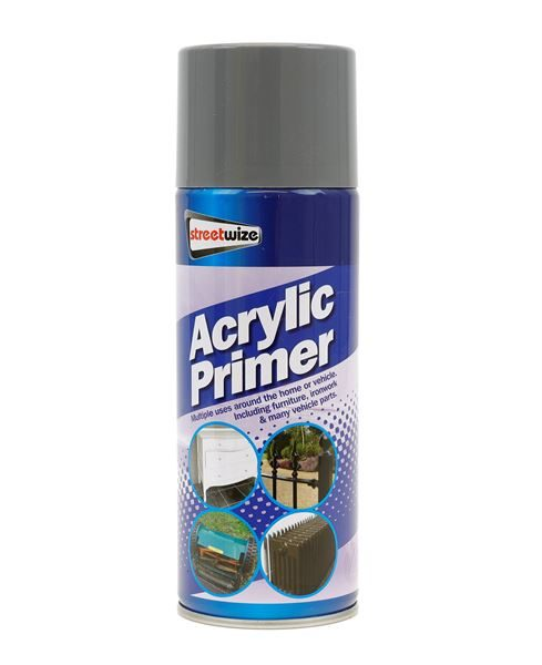 PDQ of 6 Grey Primer (Outer Ctn Qty: 1 PDQ of 6)