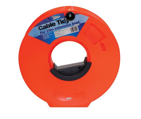 cable tidy for 25 metre cable - product image