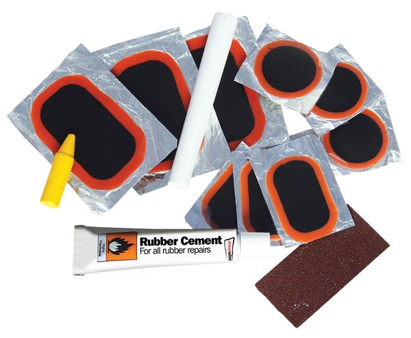 Cycle Puncture Repair Kit (Small) (Box Qty: 250)