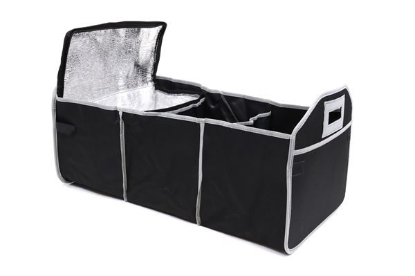 Boot Organiser With Detachable Cooler Bag (Box Qty: 10)
