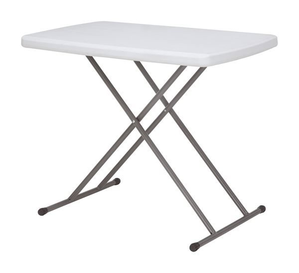 Blow Moulded Adjustable Table (Outer Ctn Qty: 1)