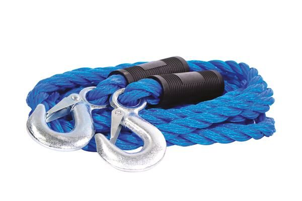 2.5 Tonne Blue Tow Rope (Outer Ctn Qty: 20)