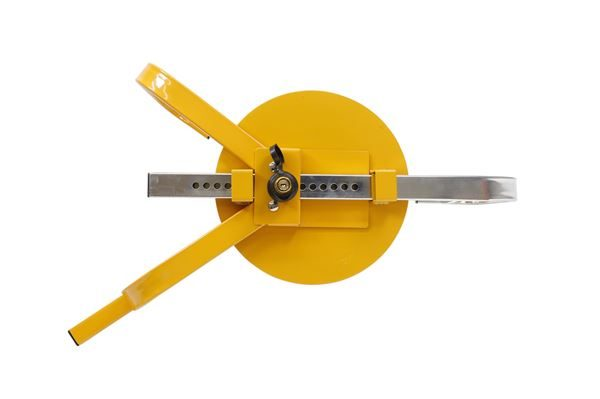 """Full Face Wheel Clamp 8-10"""" for Trailers (Box Qty: 3)"""