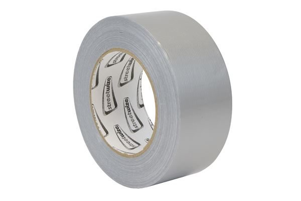 Silver Duct Tape 50mm x 50m (Carton Qty: 12)