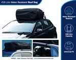 458-Litre Water Resistant Roof Bag (Roof Bars) (Outer Ctn Qty: 10)