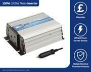 150 Watt Inverter (Box Qty: 20)