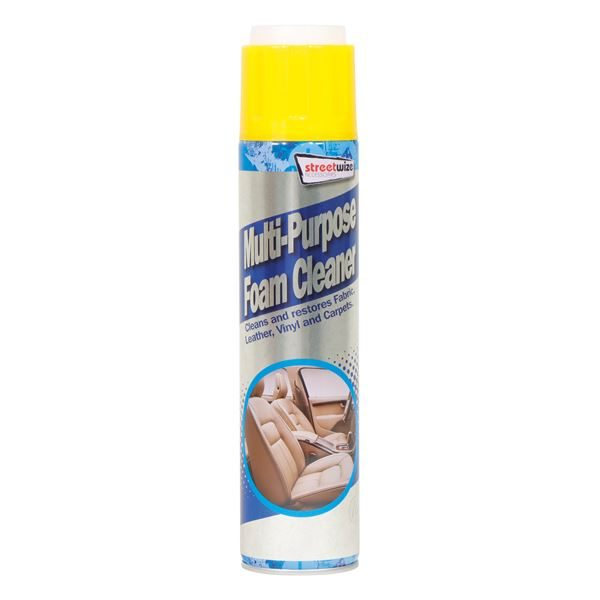 PDQ of 12 Multi Purpose Foam Cleaner 650ML (Outer Ctn Qty: 1 PDQ of 12)