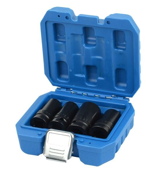 An image of 4-piece locking wheel nut removal set (SWTOOL50)