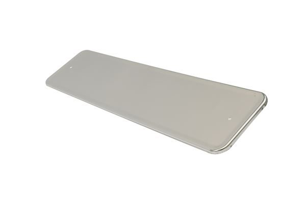 Chromed Metal Urban X Number Plate Holder (Metal) (Box Qty: 50)