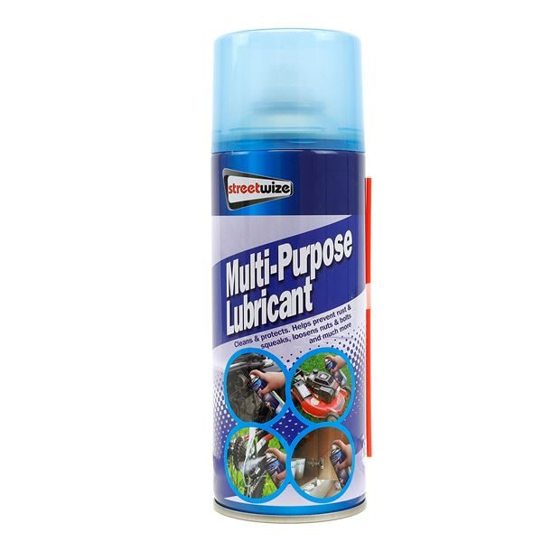 PDQ of 12 Multi Purpose Lubricant 450ML (Outer Ctn Qty: 1 PDQ of 12)