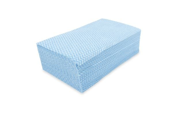 SWCR34 blue cleaning cloth