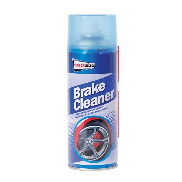 PDQ of 12 Brake Cleaner 450ML (Outer Ctn Qty: 1 PDQ of 12)